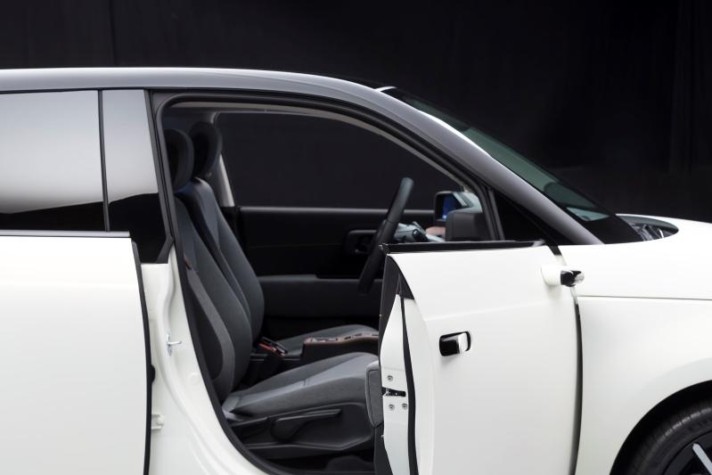 Honda раскрыла характеристики Honda e