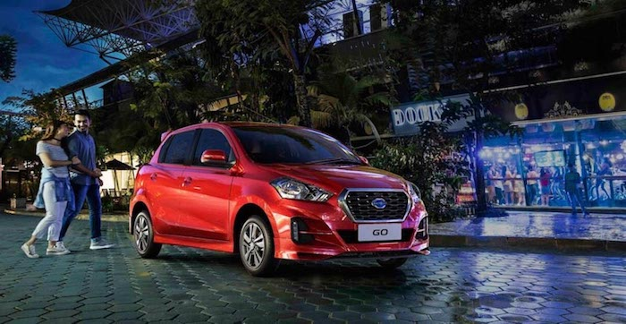 India Bound 2018 Datsun GO And GO Launched In Indonesia