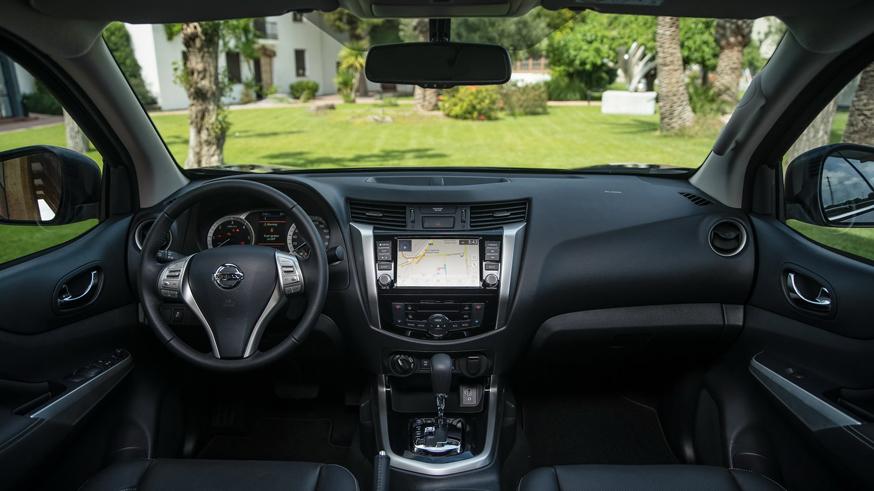 Nissan Navara poluchit novuyu korobku peredach 1