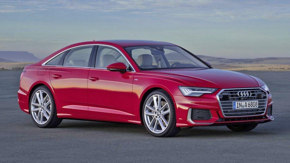 Novaya versiya Audi A6 teper dostupna dlya rossiyan