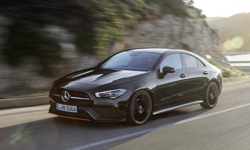 Novyj Mercedes CLA priehal v Rossiyu