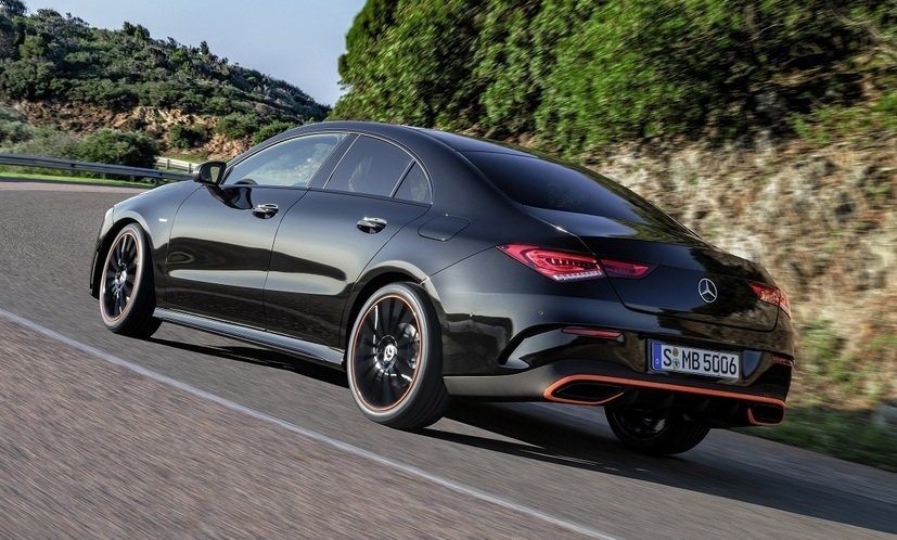 Novyj Mercedes CLA priehal v Rossiyu1