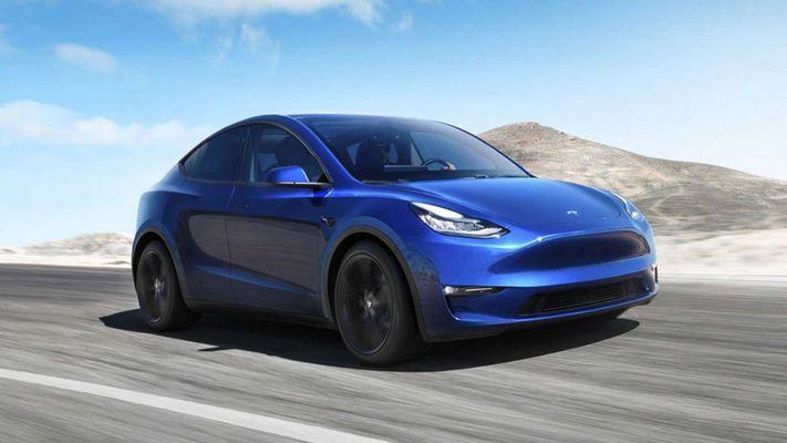 Podrobnosti o novoj Tesla Model S 2020