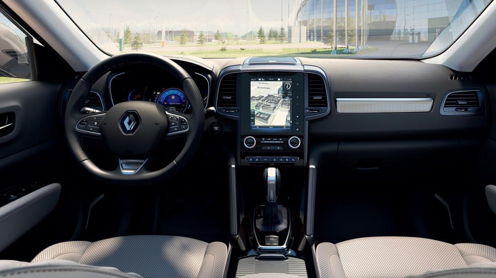 Predstavlen obnovlyonnyj Renault Koleos1