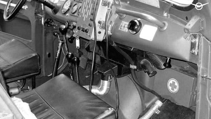 Компания УАЗ вспомнила овоенной модели «Белозор»