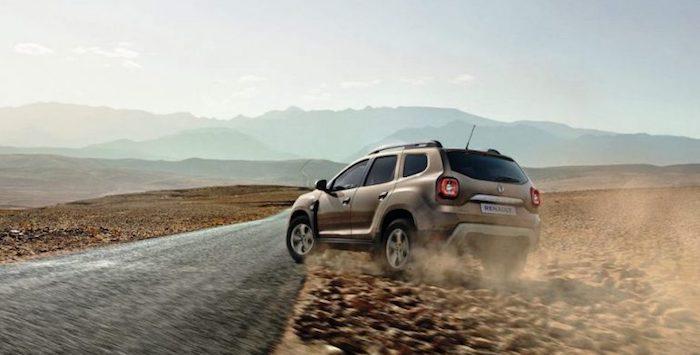 Новое поколение Renault Duster лишится «дизелей»