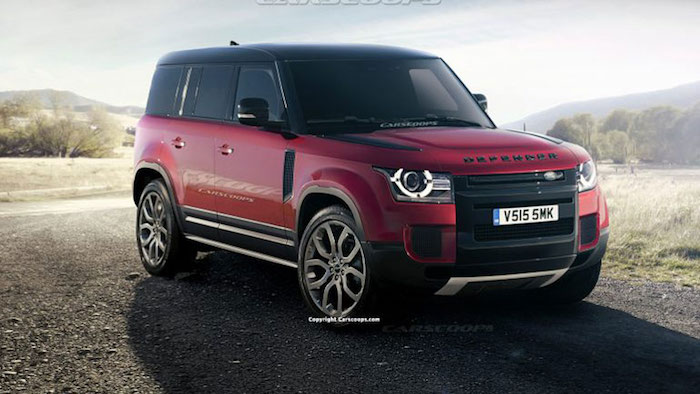 land rover defender carscoops 2