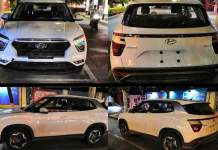 Новая Hyundai ix25 Creta