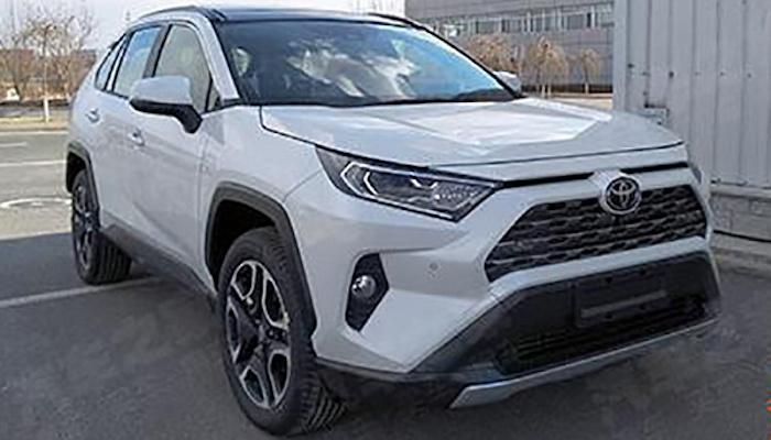 Новый <b>Toyota RAV4</b> выйдет в продажу осенью | Daily-Motor.Ru