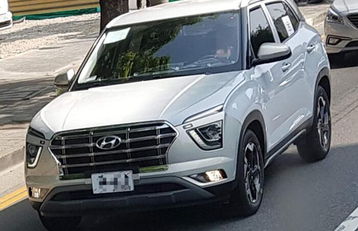 Hyundai ix25/Creta