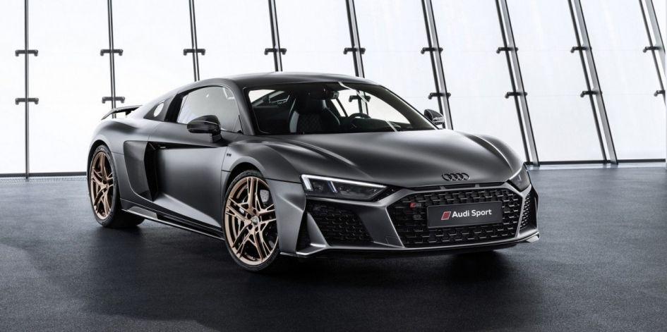 Audi R8 stanet elektrificzirovannym