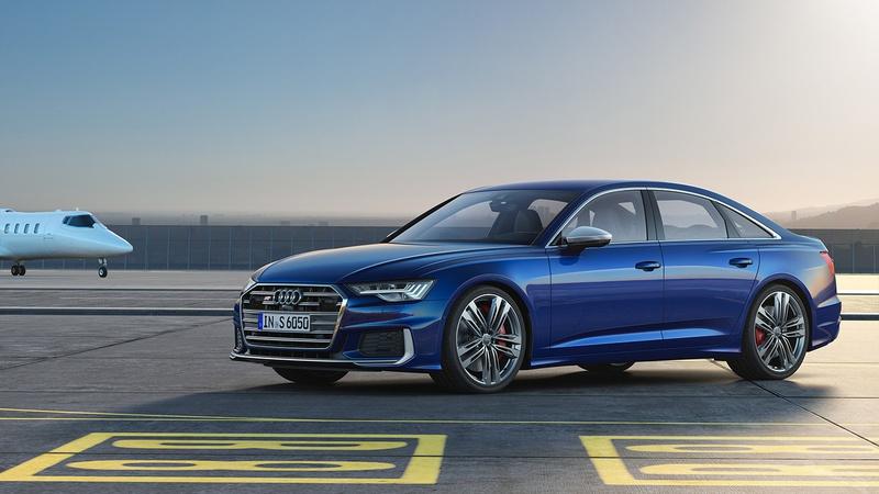 Audi S6 budet perevedena na benzin