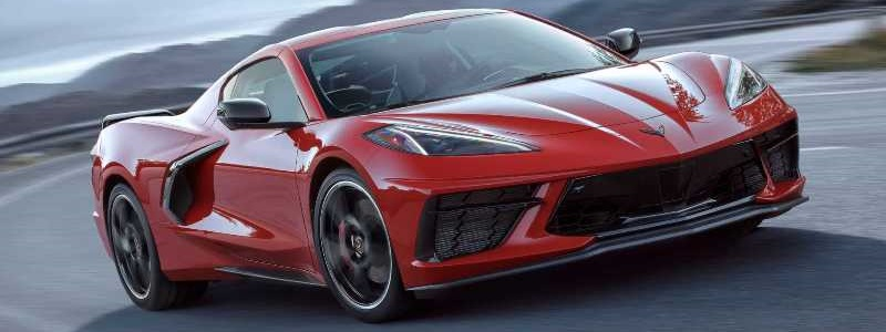 Chevrolet Corvette smenit pokolenie