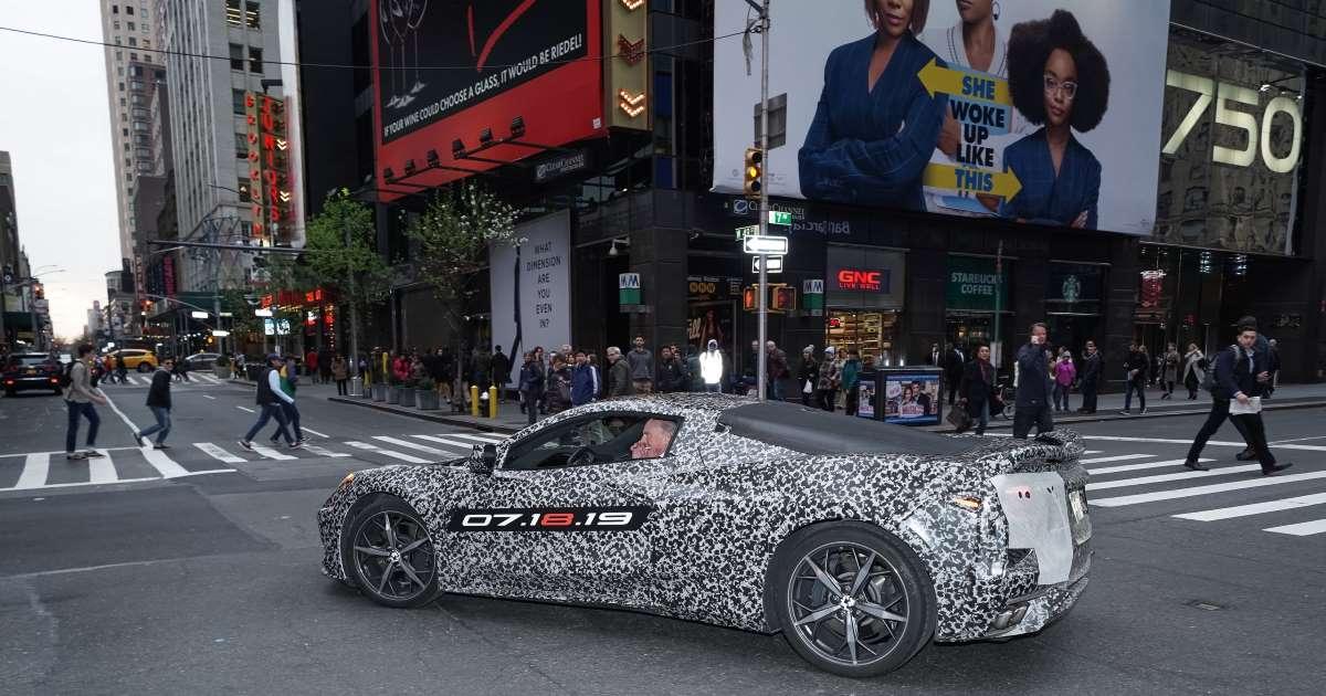 Chevrolet Corvette smenit pokolenie1