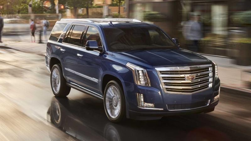 Elektricheskij Cadillac Escalade pokazyvaet neplohie rezultaty
