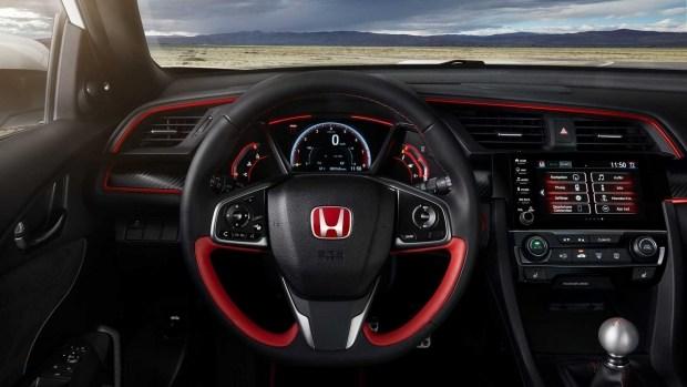 Honda opublikovala dannye o czenah na obnovlennyj Civic Type R 20191