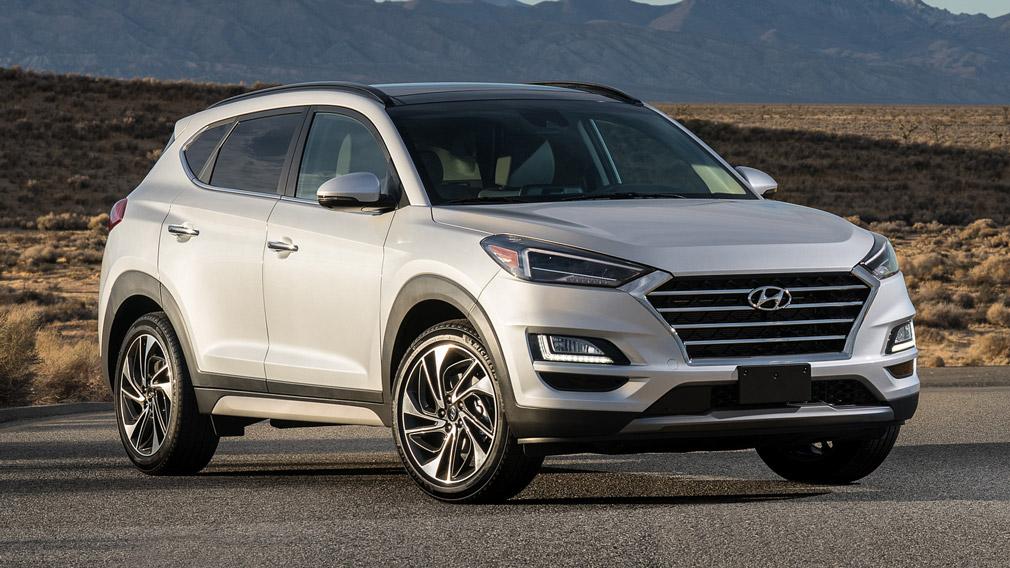 Hyundai Tucson v RF poluchit novyj motor