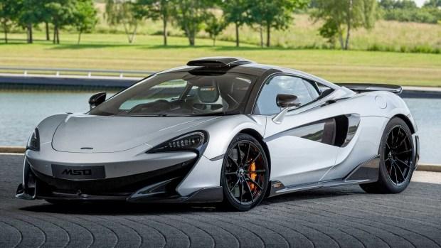 McLaren poproshhalsya s superkarom 600LT