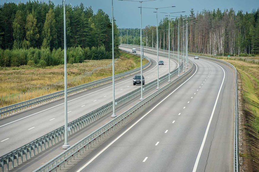 Nazvana stoimost alternativnoj platnoj trasse Moskva Kazan dorogi