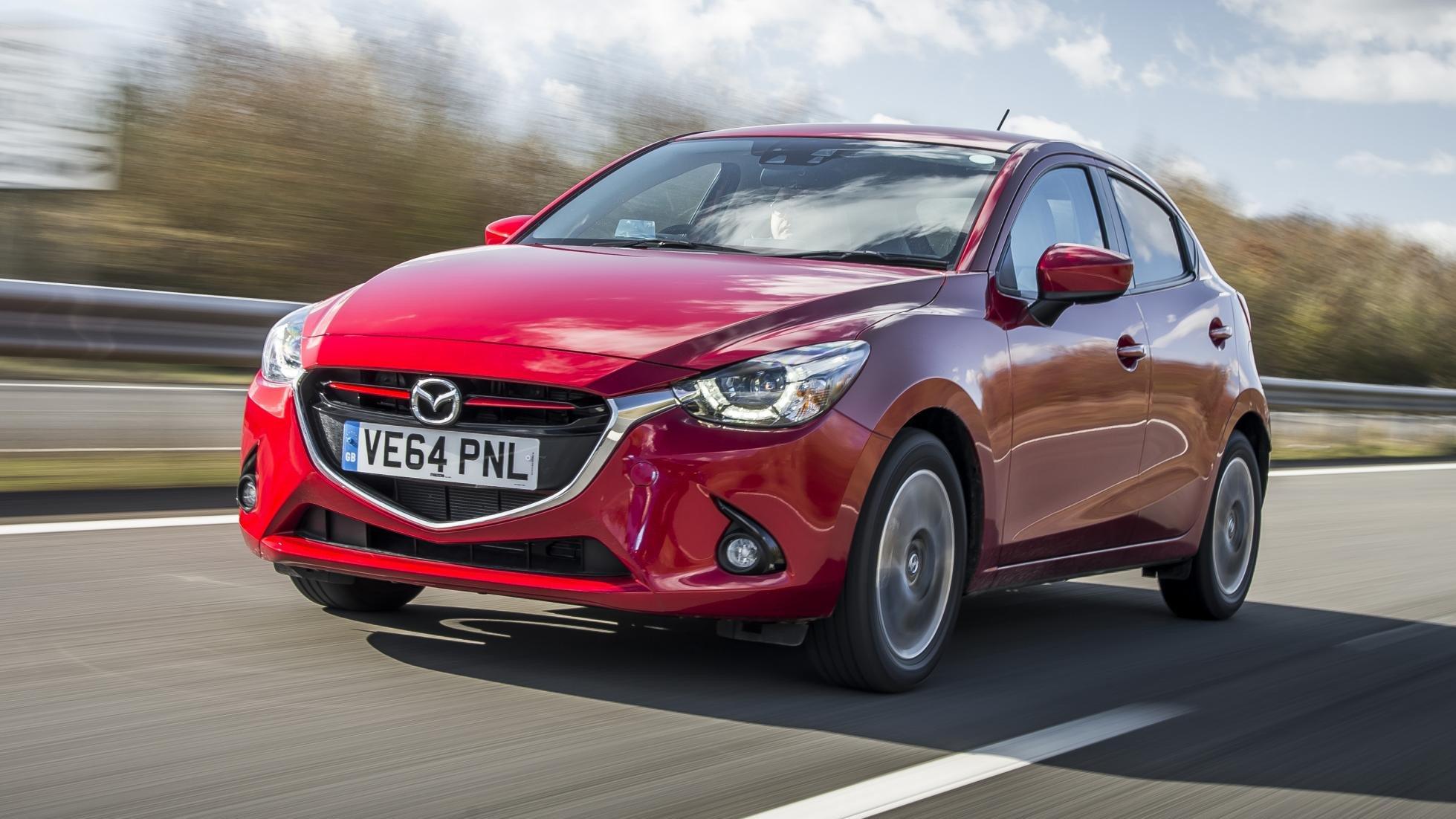 Osobennosti obnovlyonnogo avtomobilya Mazda 2