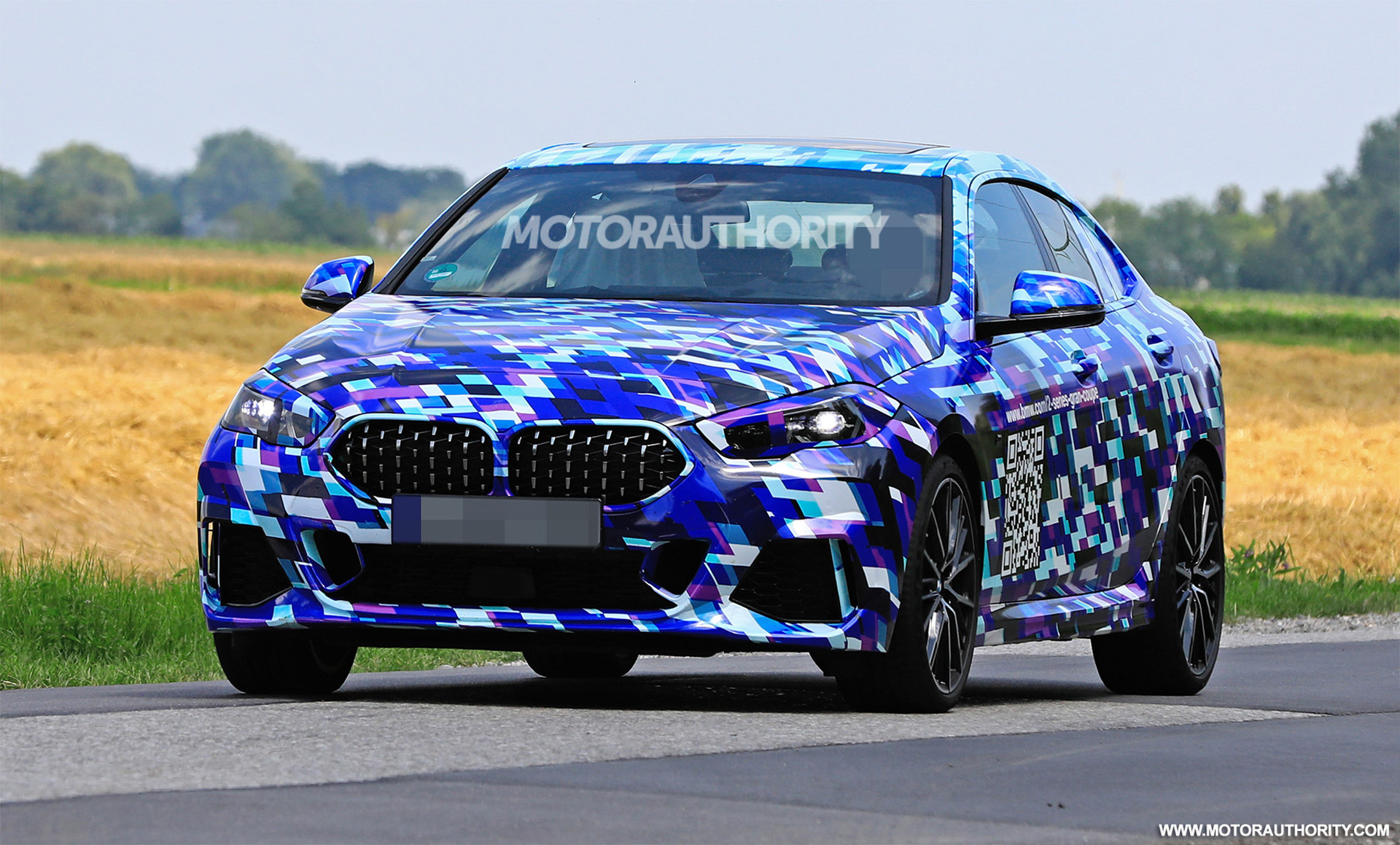 Poyavilis novye podrobnosti pro samyj dostupnyj sedan BMW1