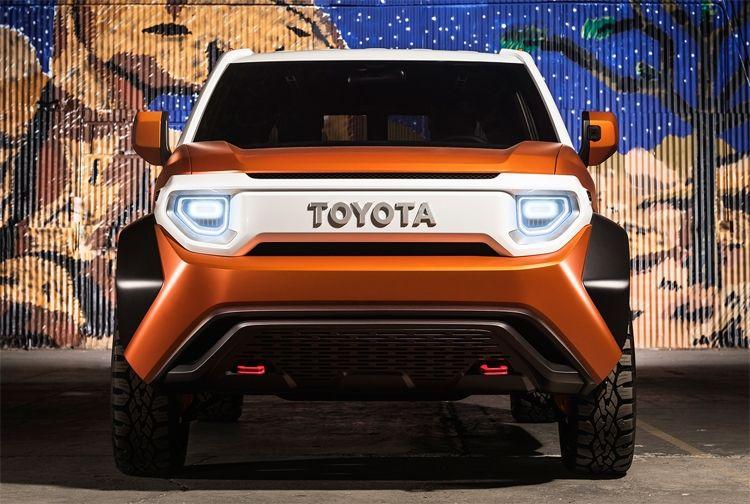 Poyavilis novye svedeniya pro Toyota FT 4X