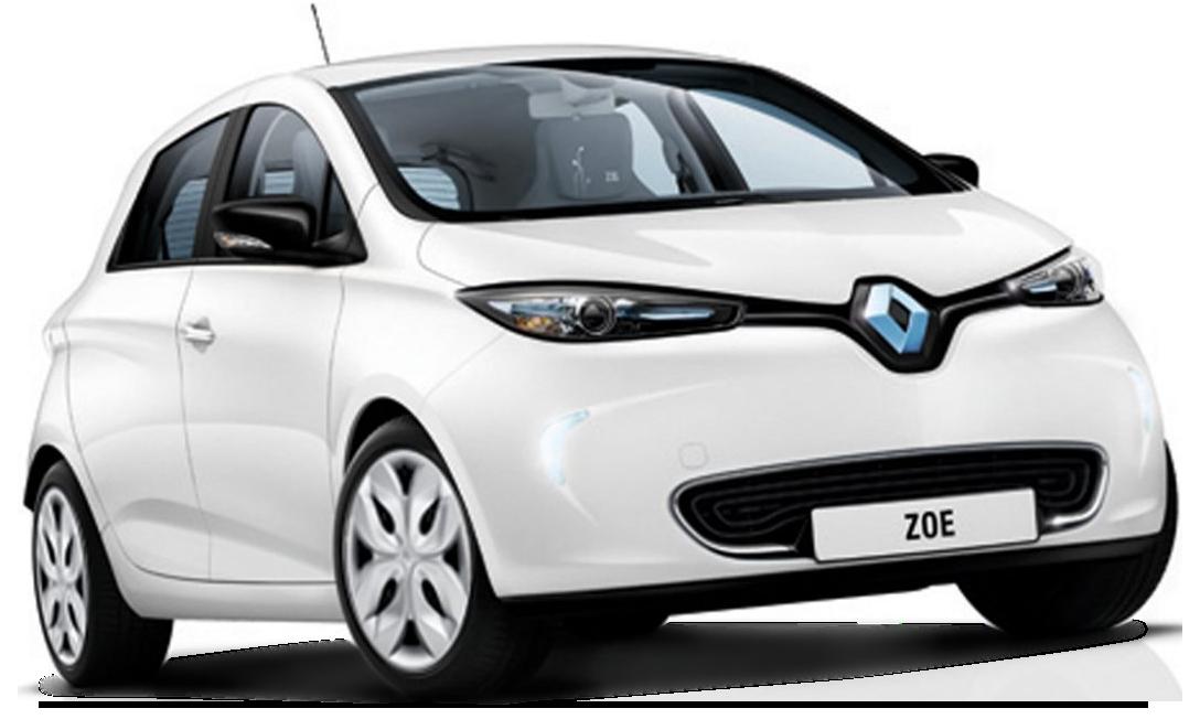 Renault Zoe okazalsya dorozhe svoih konkurentov