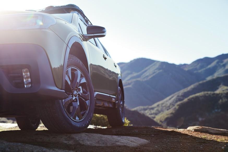 Subaru zapustila serijnoe proizvodstvo modelej Legacy i Outback 2020