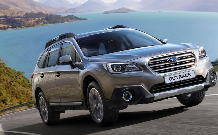 Subaru zapustila serijnoe proizvodstvo modelej Legacy i Outback 20201