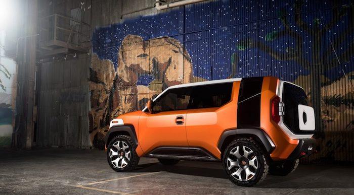 Toyota FT 4X Concept2