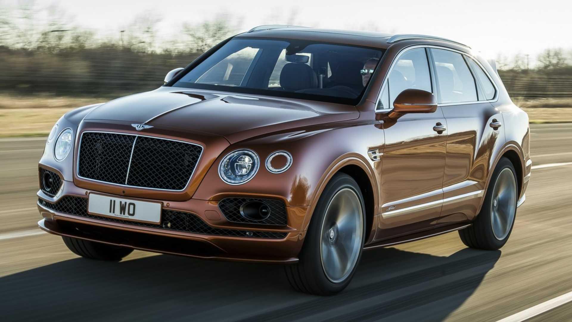 U Bentley ne budet vtorogo vnedorozhnika