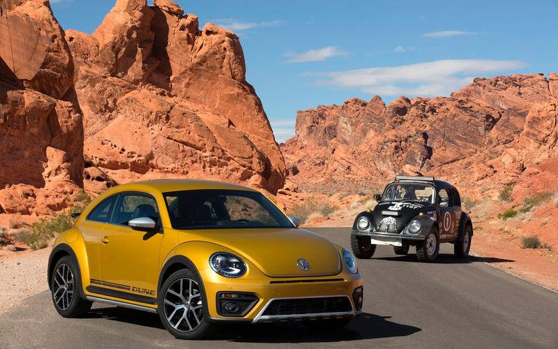 Zavtra vyhodit poslednij Volkswagen Beetle