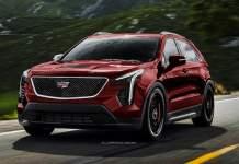 Cadillac XT4 V-Sport