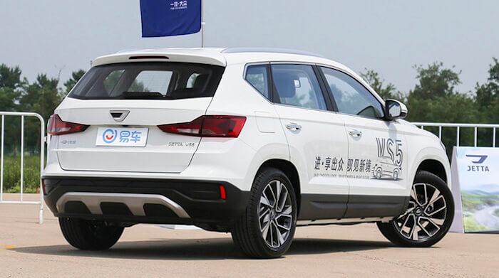 Дилеры Volkswagen начали продажи дешевого кроссовера Jetta VS5