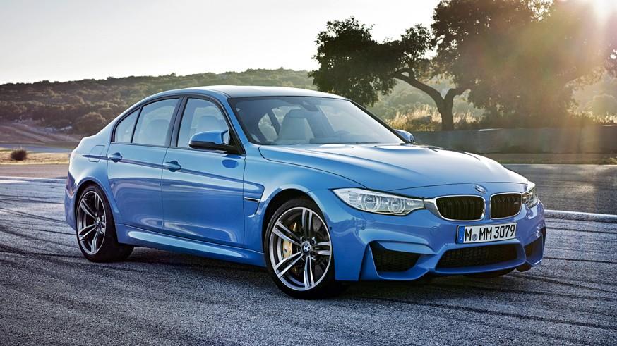 BMW M3 vsyo taki poluchit mehanicheskuyu korobku peredach