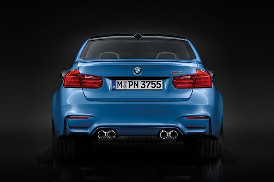 BMW M3 vsyo taki poluchit mehanicheskuyu korobku peredach1