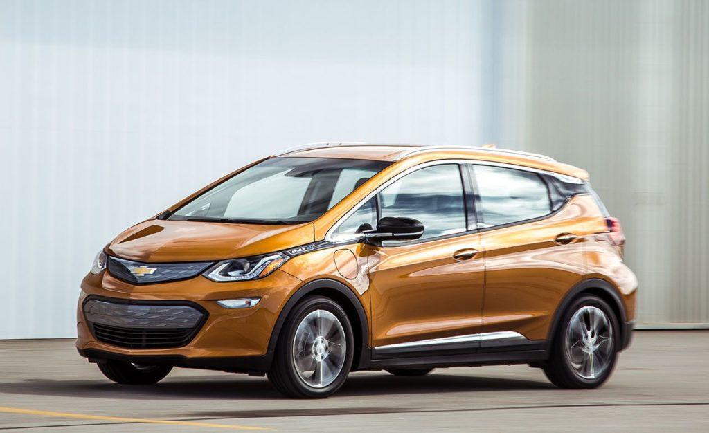 Chevrolet Bolt EV poluchil obnovlyonnuyu batareyu 1