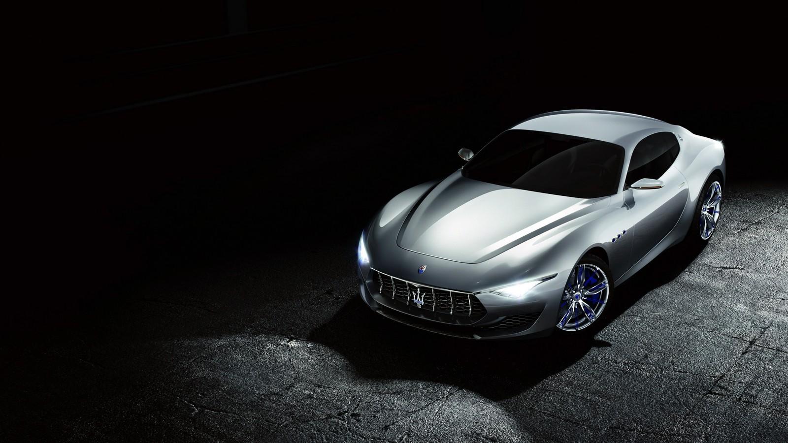 Maserati rasskazala pro svoi plany na budushhee
