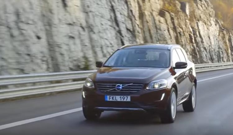 Nazvana samaya populyarnaya model Volvo XC60 v Rossii
