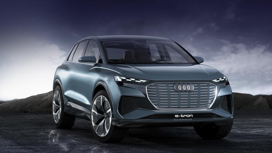 Pokupateli Audi Q4 e tron poluchat polnuyu svobodu vybor