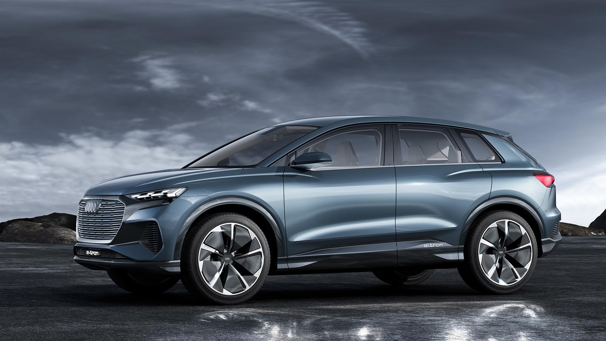 Pokupateli Audi Q4 e tron poluchat polnuyu svobodu vybora