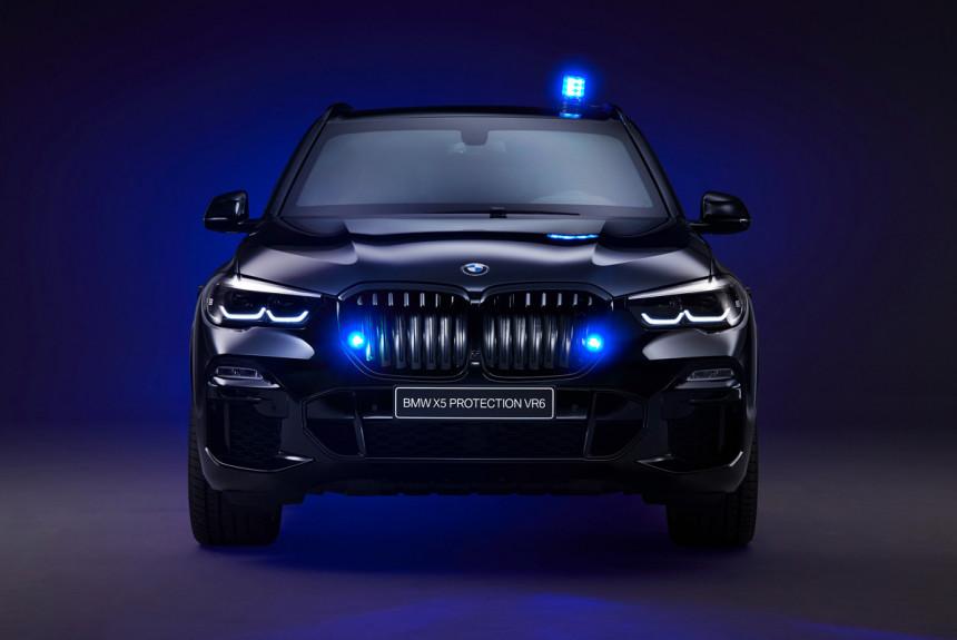 Predstavlen novyj BMW X5 dlya Rossii i Afriki