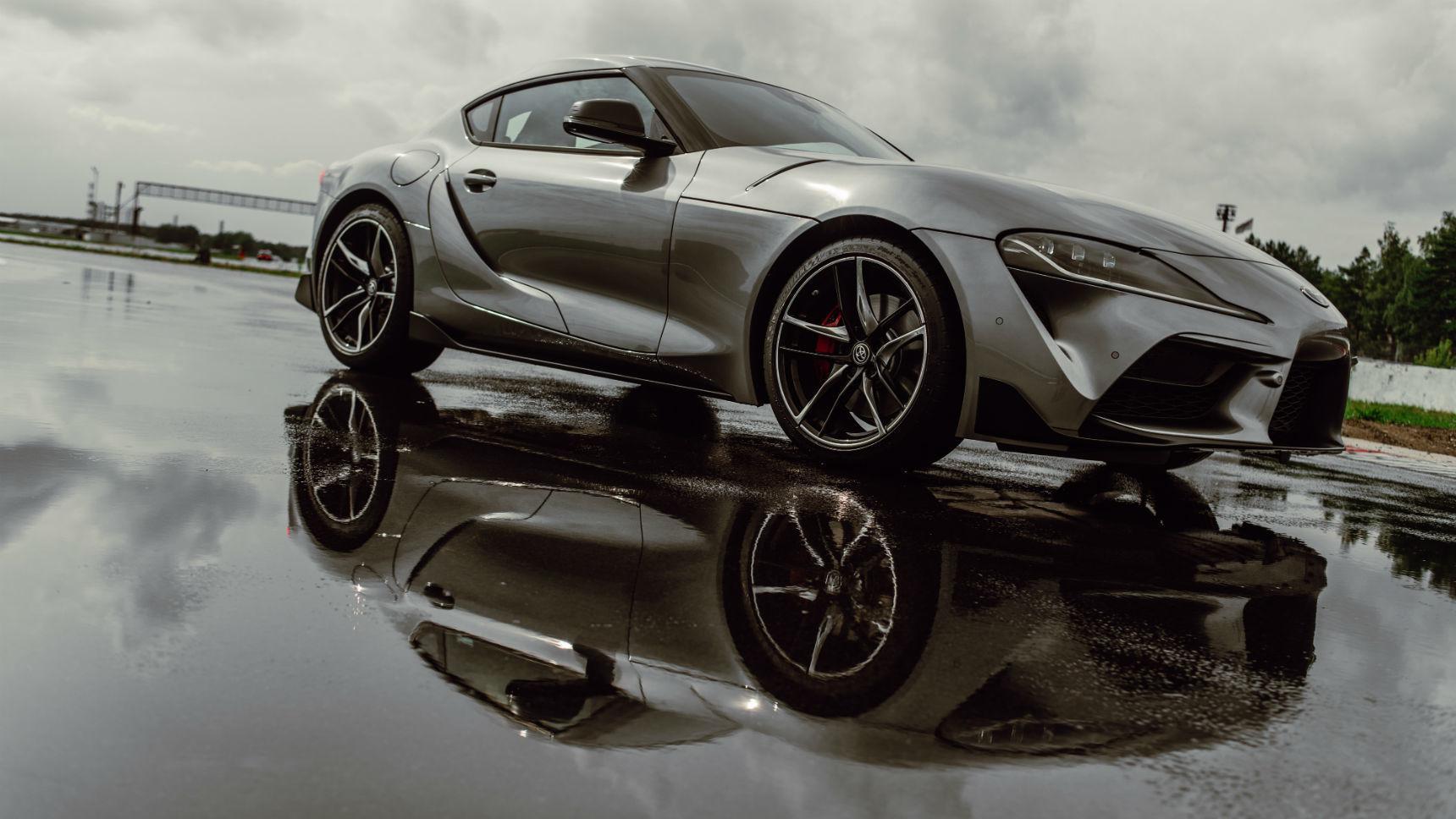 V RF startovali prodazhi sportivnogo Toyota Supra