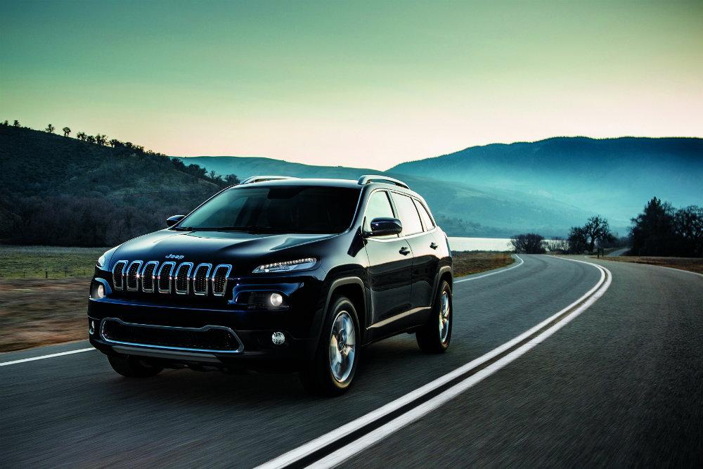 V Rossii otzyvayut avtomobili Jeep i Chrysler 1