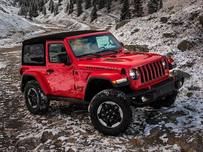 V Rossii otzyvayut avtomobili Jeep i Chrysler