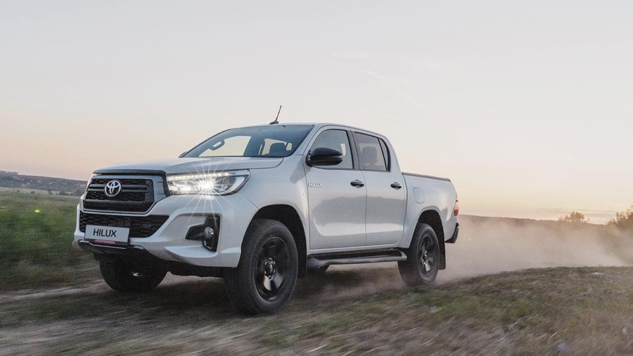 V Rossii startovali prodazhi Toyota