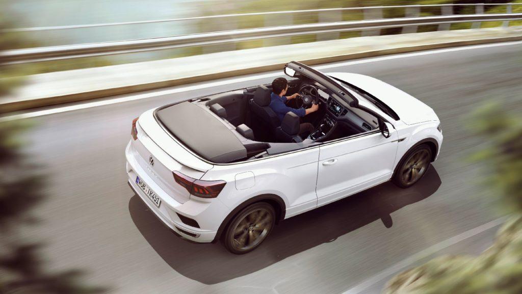 Volkswagen T Roc prevratilsya v kabriolet 1