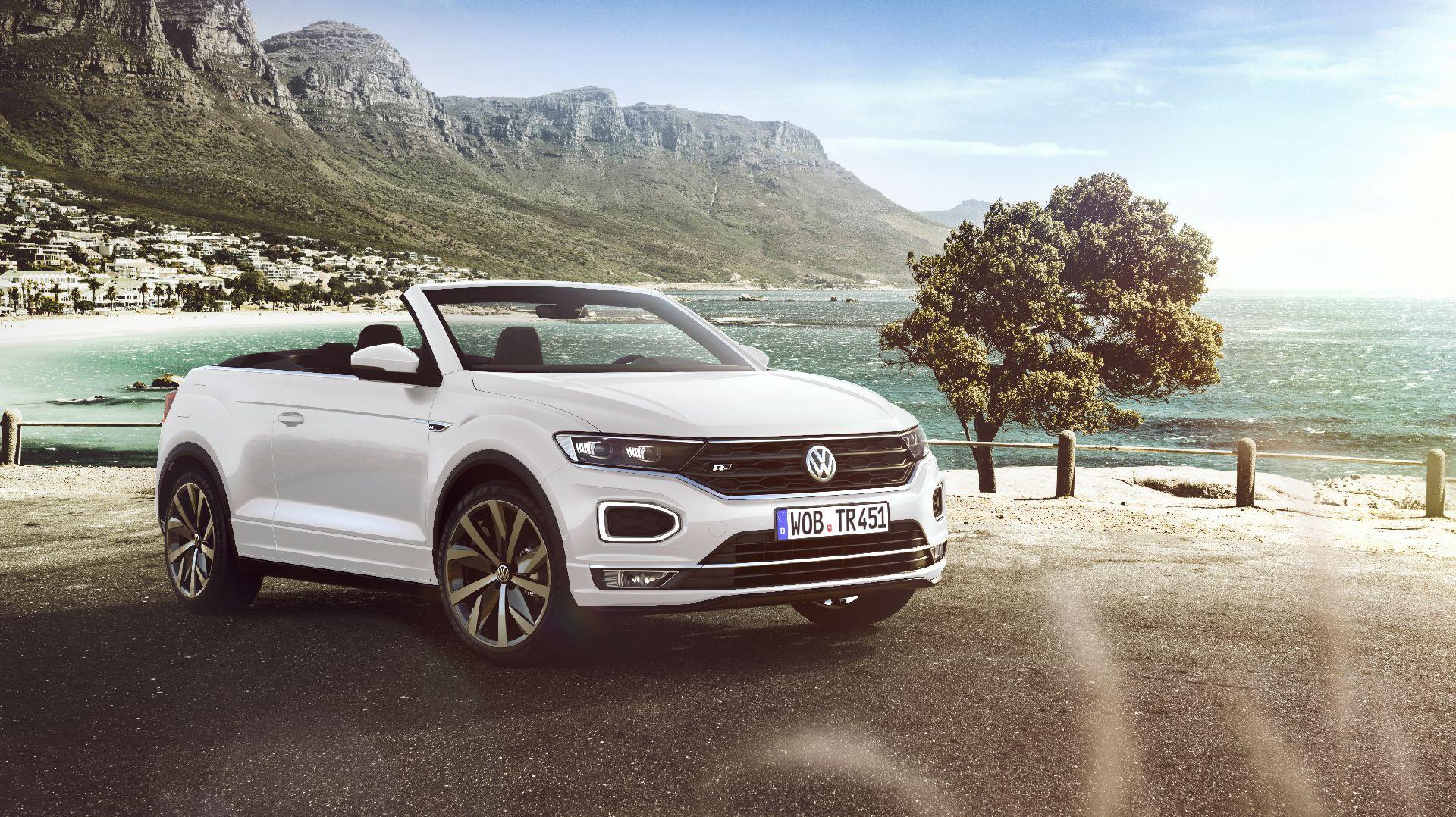 Volkswagen T Roc prevratilsya v kabriolet