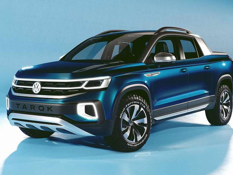 Volkswagen gotovitsya k vyhodu novogo pikapa