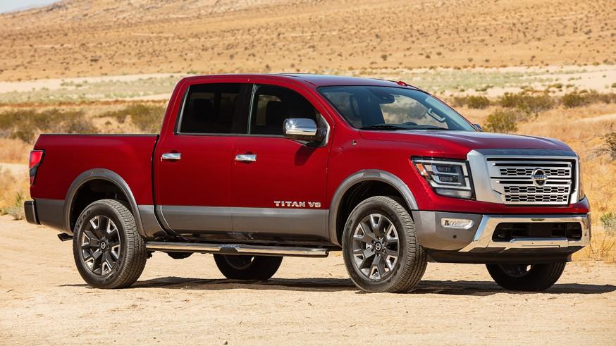 Nissan obnovil Titan pytayas uluchshit prodazhi